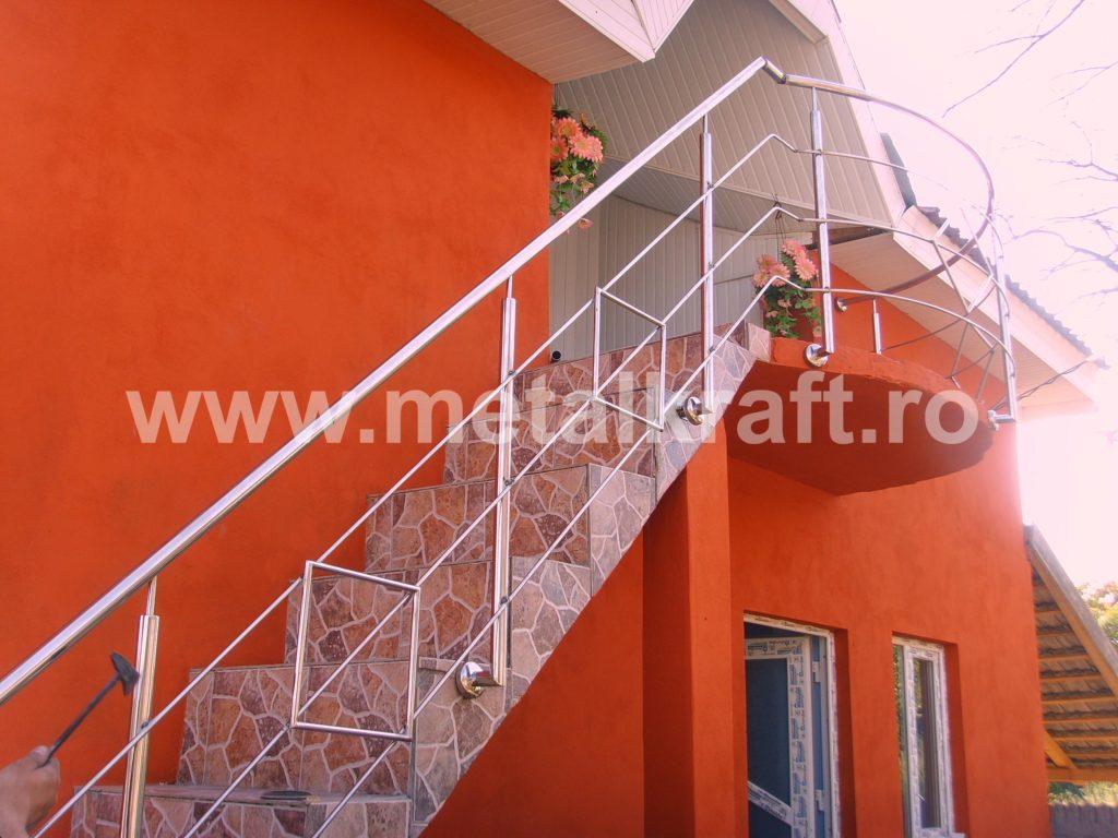 Balustrada inox - Cod produs BI-13